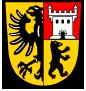 Stadtwappen Burgbernheim