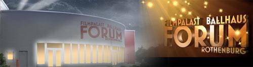 Filmpalast Im Forum Rothenburg